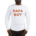 Hapa Boy Long Sleeve T-Shirt