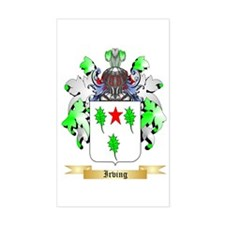 Irving 2 Decal