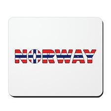 Norway 001 Mousepad