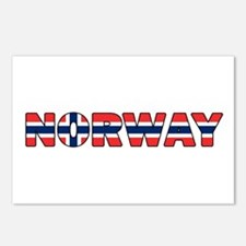 Norway 001 Postcards (Package of 8)