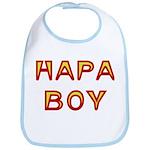 Hapa Boy Bib