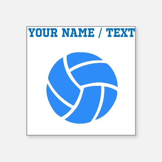 Personalized Volleyball Car Accessories Auto Stickers License - Custom sport car magnetsvolleyball car magnet custom magnets for volleyball players