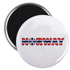 Norway 001 Magnets