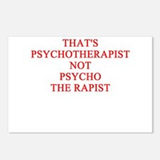 PSYCHO.png Postcards (Package of 8)