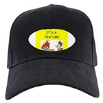 software engineer gifts Black Cap