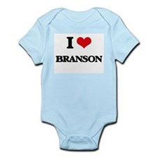 I Love Branson Body Suit