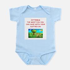 JITTERBUG Infant Bodysuit