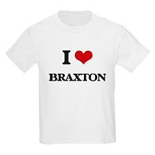 I Love Braxton T-Shirt