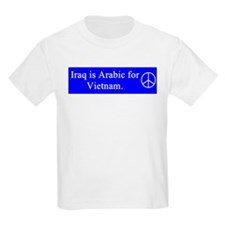 support_our_troops_red_on_white.png T-Shirt