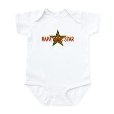 Hapa Rock Star Infant Bodysuit