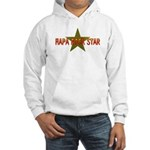 Hapa Rock Star Hooded Sweatshirt