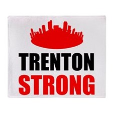 Trenton Strong Throw Blanket