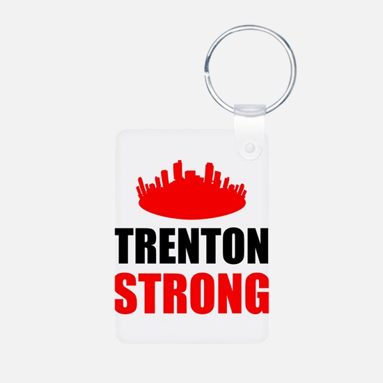 Trenton Strong Keychains