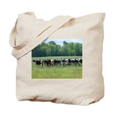 Milk Cows Tote Bag