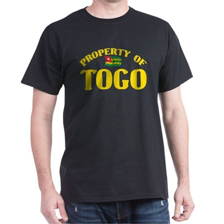 Property Of Togo Dark T-Shirt