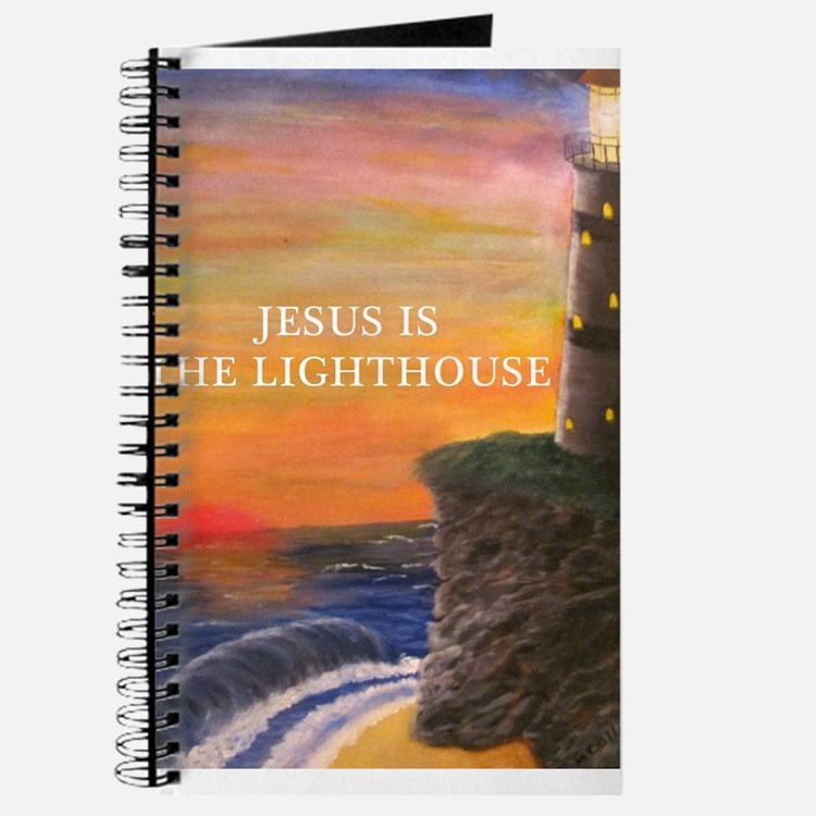 Jesus is the Lighthouse Journal