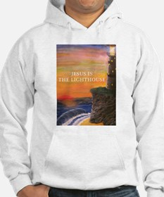 Jesus is the Lighthouse Hoodie