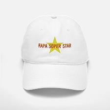 Hapa Super Star Baseball Baseball Cap
