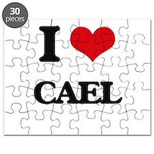 I Love Cael Puzzle