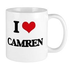 I Love Camren Mugs
