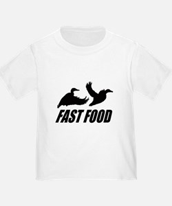 Fast food waterfowl T