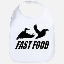 Fast food waterfowl Bib