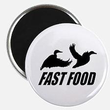 Fast food waterfowl Magnet