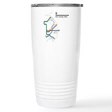 Unique Graffiti Travel Mug