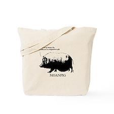 Moanpig Tote Bag