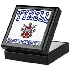 TYRELL University Keepsake Box