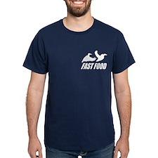 Fast food waterfowl w T-Shirt