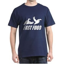 Fast food waterfowl w T-Shirt
