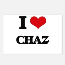 I Love Chaz Postcards (Package of 8)