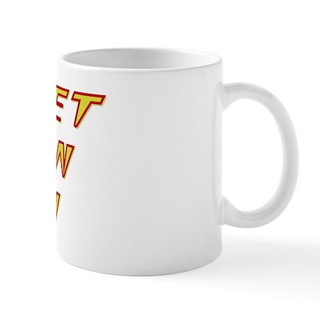 Secret Asian Man Mug