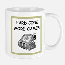 word game joke Mugs