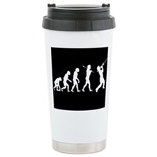 Funny Evolve Travel Mug