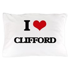 I Love Clifford Pillow Case