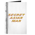 Secret Asian Man Journal