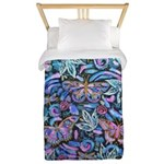 Butterfly Leaves Twin Duvet