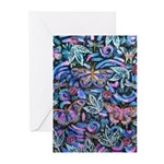 Butterfly Leaves Greeting Cards (Pk of 10)