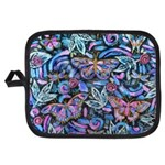 Butterfly Leaves Potholder