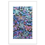 Butterfly Leaves Large Poster