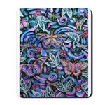 Butterfly Leaves Mousepad