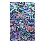 Butterfly Leaves Postcards (package Of 8)