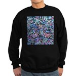 Butterfly Leaves Sweatshirt (dark)
