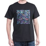 Butterfly Leaves Dark T-Shirt