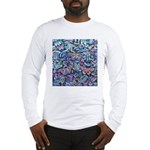 Butterfly Leaves Long Sleeve T-Shirt