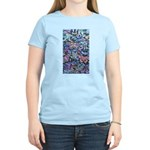 Butterfly Leaves Women's Light T-Shirt