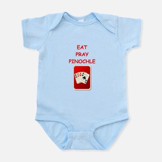 pinochle joke Body Suit