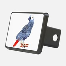 African Grey Parrot Hitch Cover
